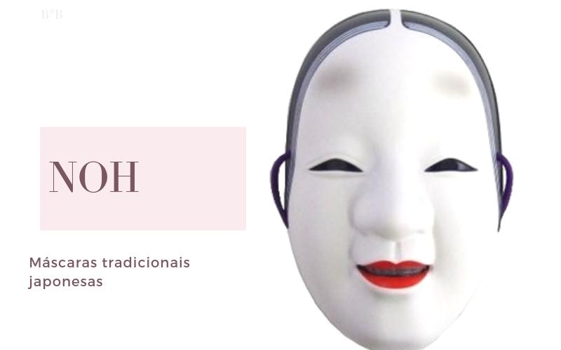 Máscaras na Cultura Japonesa: NOH