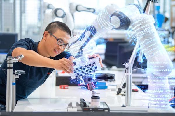 No caminho para uma produção sem falhas com a IA da Bosch