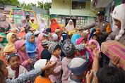 Satgas Binmas Noken Polri Menggelar Trauma Healing 2019