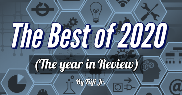 The best of 2020: Movies, Games, Memes, Albums and more!