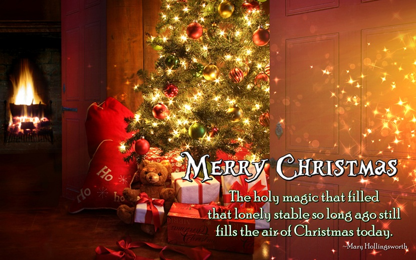Christmas Wishes Images in English