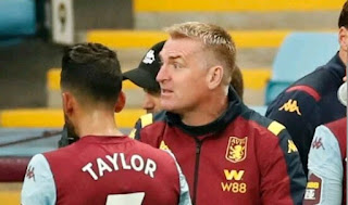 The Aston Villa manager Dean Smith has encouraged his players that things can turn around during the final four matches of their Premier League season.