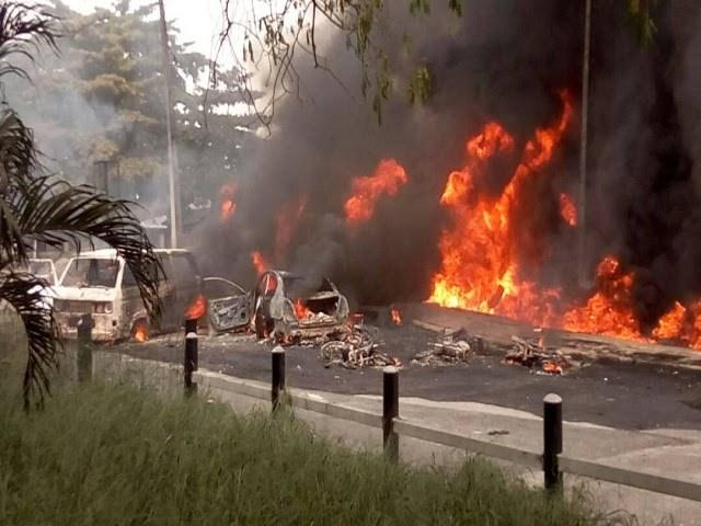 The New Year's Eve Tragedy: Eight people were killed in a road accident in Ondo.