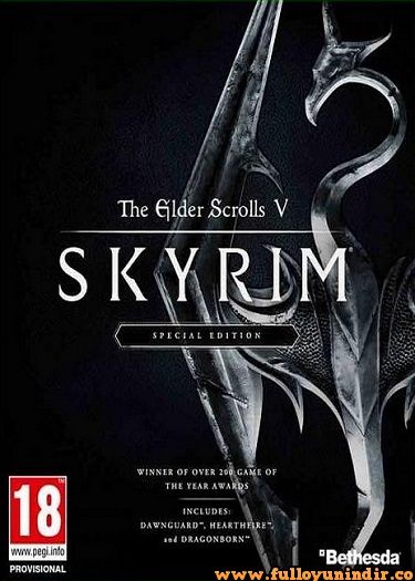 The Elder Scrolls V Skyrim Special Edition CODEX Tek Link