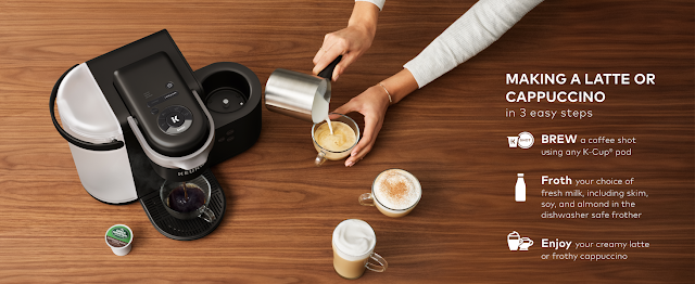 Keurig K-Cafe Coffee Maker