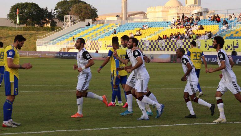 الجزيرة يفوز على الظفرة ويحتل المركز الثاني في ترتيب الدوري الإماراتي