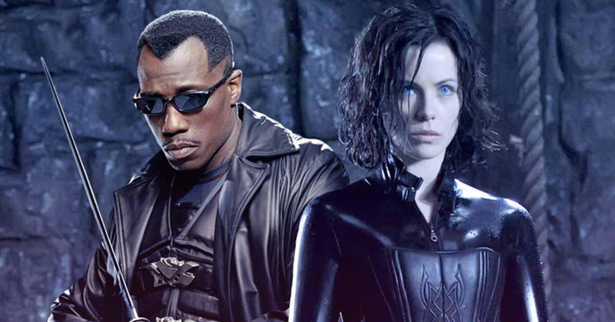 Kate Beckinsale quiere un crossover entre 'Blade' y 'Underworld'