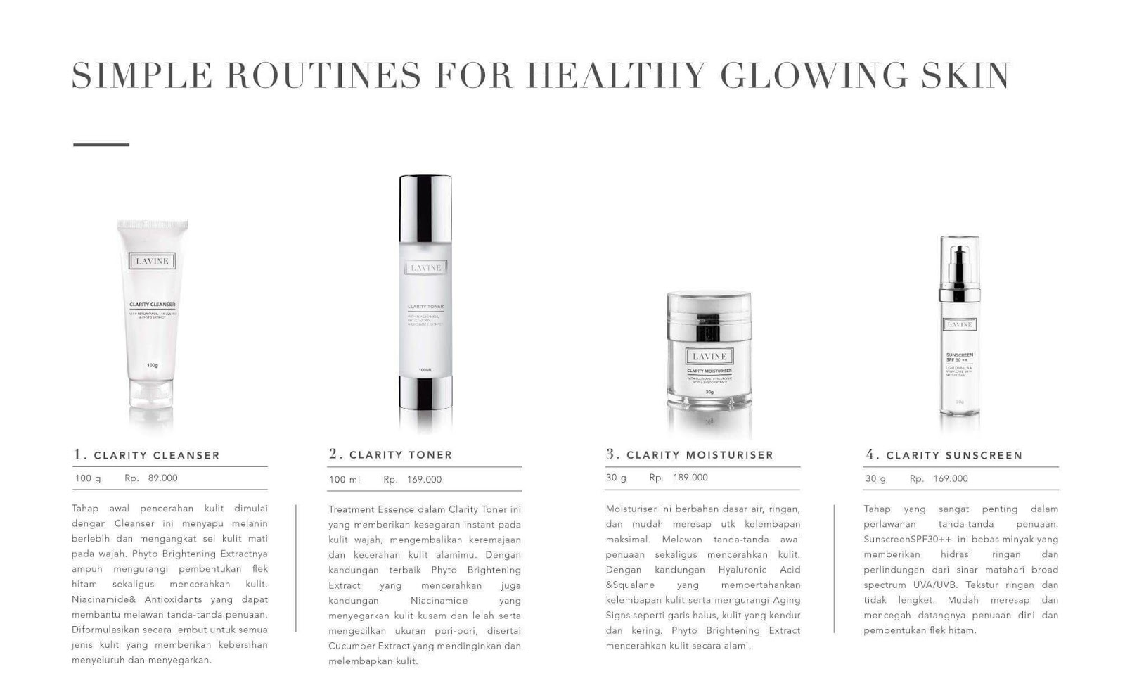 Lavine Cosmetics
