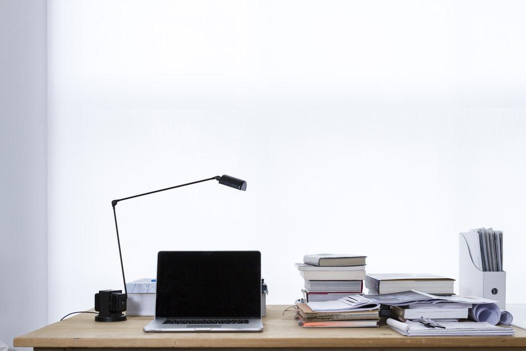 Laptops On The Desk