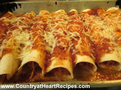 Country at Heart Recipes: Mexican Dinner Ideas