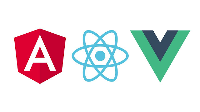 ReactJS vs Angular vs Vue.js: Comparación 2018