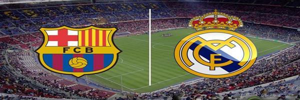 بخمسة فى شباك ريال مدريد برشلونة يحسم كلاسيكو الأرض