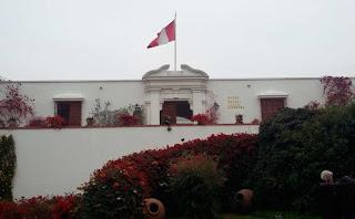 Museo Larco Herrera - Lima Peru