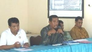 Camat Bontomatene Selayar Bekali Pejabat Sementara 6 Kades di Wilayahnya