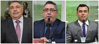 Câmara de Guarabira: Lula, Raimundo e Júnior tomarão posse na próxima quarta-feira