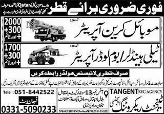 New Qatar Job