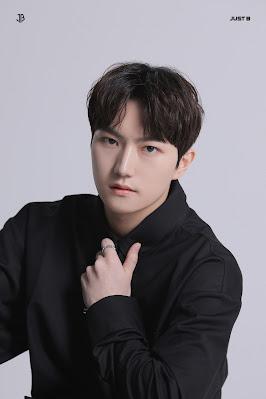 JM, integrante de JUST B de Kpop