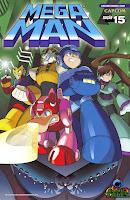 Mega Man #15