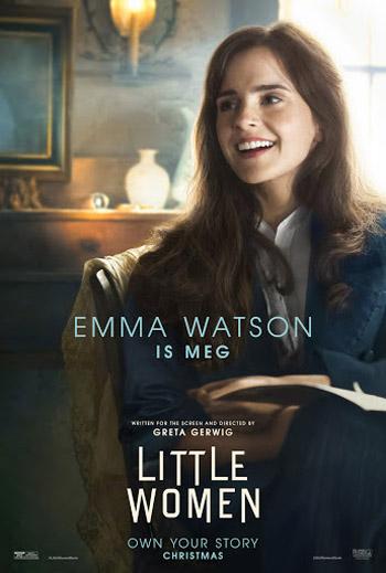 Little Women 2019 Dual Audio ORG Hindi 400MB BluRay 480p ESubs poster