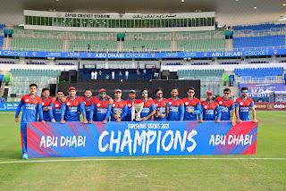 Zimbabwe - Afghanistan tour of UAE 3-Match T20I Series 2021