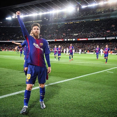 Name A Better Player Than #Messi.. I'll Wait.😉