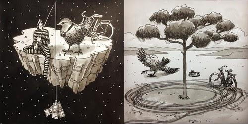 00-Nina-Johansson-Surreal-Ink-Illustrations-www-designstack-co
