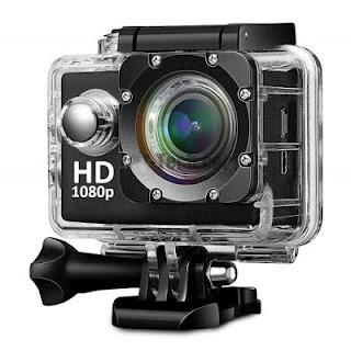 Action Camera Coolest Gadgets Amazon 2020