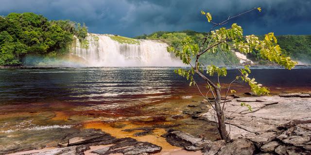 Permandian Air Soda, Wisata Tapanuli Utara Sekelas Venezuela