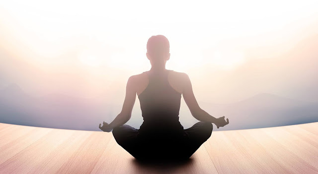 Physical and Psychological effect of meditation, yptated 24 nes