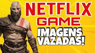 Netflix games e Playstation
