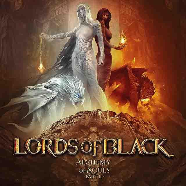 """Ο δίσκος των Lords Of Black - """"Alchemy of Souls, Pt.II"""""""
