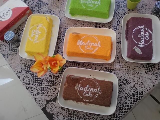 Madinah Cake Bandung