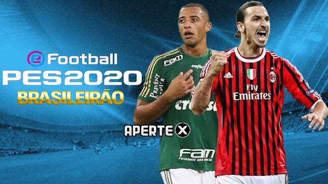 PES 2020 BR PARA PPSSPP ANDROID