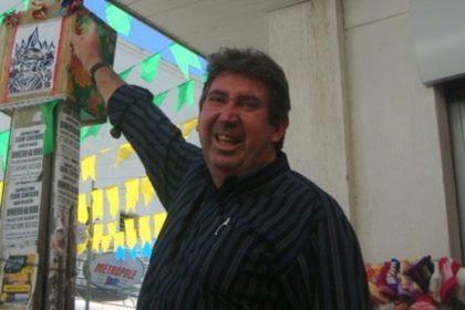 Um dos lojistas mais ativos da Alameda Ramiro Santos acaba de partir para mais um estágio da vida