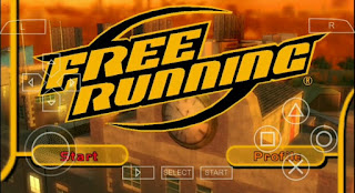FREE RUNNING ISO PPSSPP FOR ANDROID
