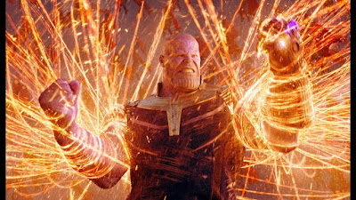 infinity war doctor strange vs thanos