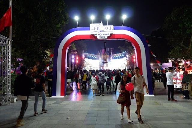 French cuisine festival in the heart of Hanoi