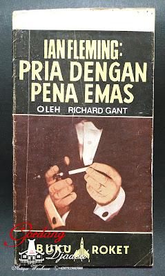 IAN FLEAMING, AGEN 007 , JAMES BOND