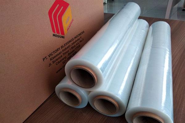 stretch film - Megumiplastics