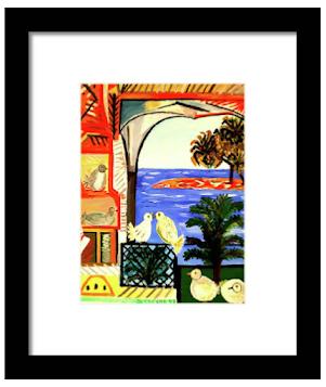 Cote d'Azur by PICASSO