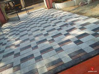 Paving Tiles Design