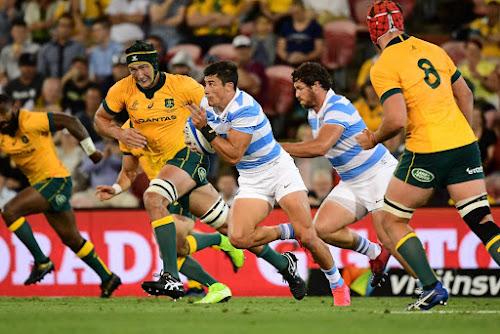 Los Pumas empataron con Australia #TriNations2020