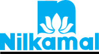 logo celeste nilkamal aov empresa india fabricante de cajas de polimeros