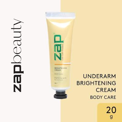 ZAP Underarm Cream Pemutih Ketiak