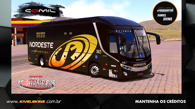 COMIL 1200 4X2 - VIAÇÃO EXPRESSO NORDESTE