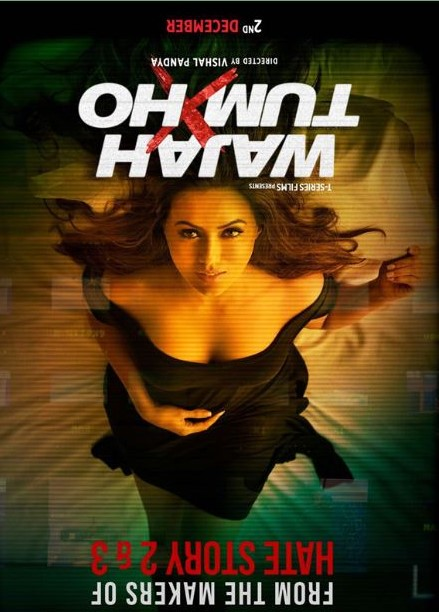 Wajah Tum Ho Hindi Watch Online Full Movie