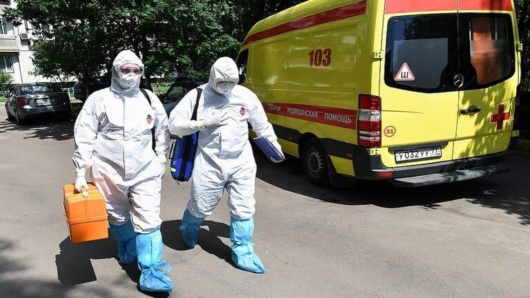 روسيا-تسجل-216-وفاة-و84-ألف-إصابة-جديدة-بكورونا
