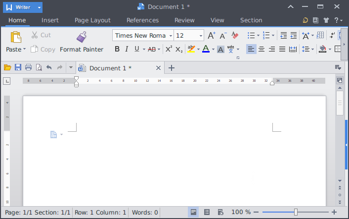 root@torriem:/etc: Fixing Kingsoft Writer's default template