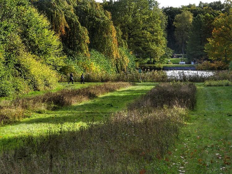 Herbstspaziergang,  herbststimmung