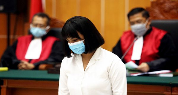 Vanessa Angel Kembali Menjalani Sidang Kasus Penyalahgunaan Dan Kepemilikan Narkotika Xanax, Pengadilan Negeri Jakarta Barat